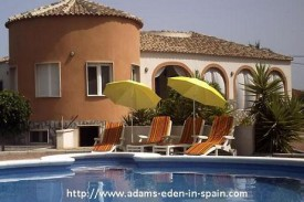 Adams Eden In Spain