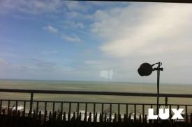 LUX: Skyline Suite met frontaal zeezicht